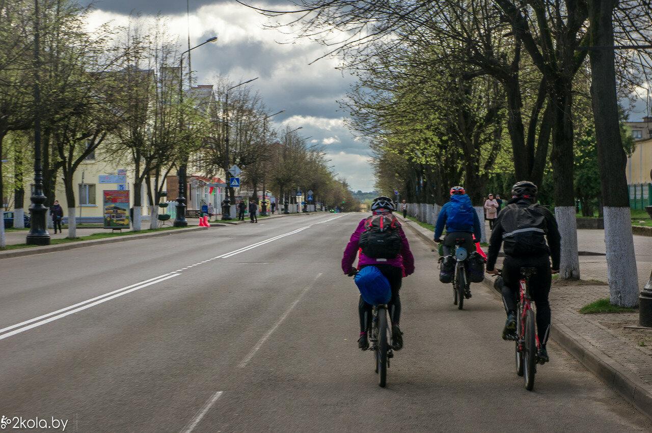 По улицам г. Борисова